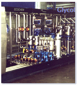 glycol recovery unit